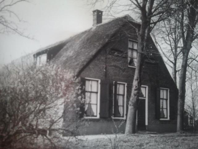 De Boerderij in 1892